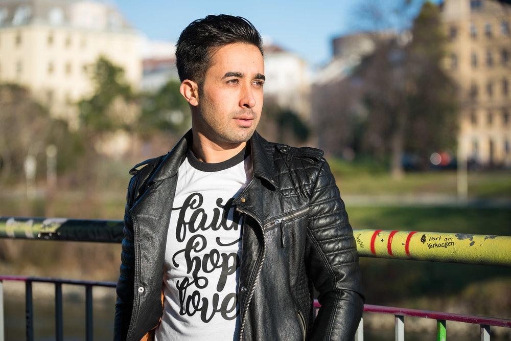 Mohammad für Glaube - Liebe - Hoffnung
