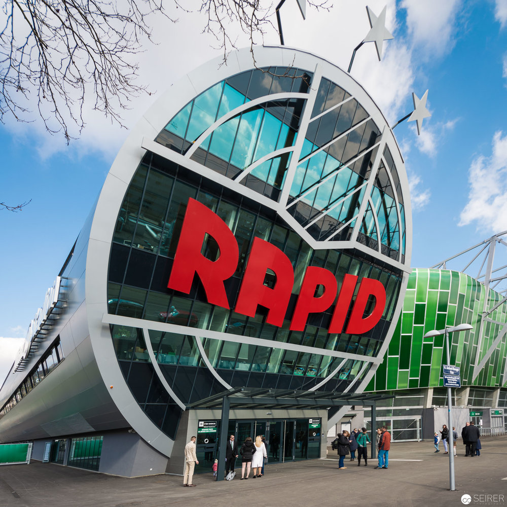 Allianz Stadion Rapid
