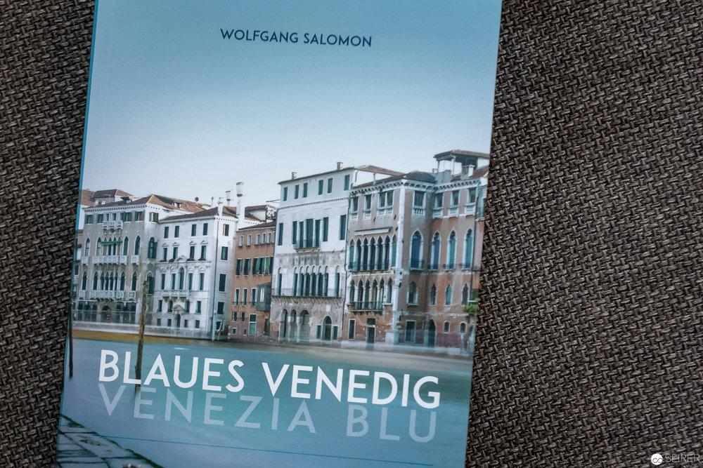 Blaues Venedig - Venezia Blu - von Wolfgang Salomon