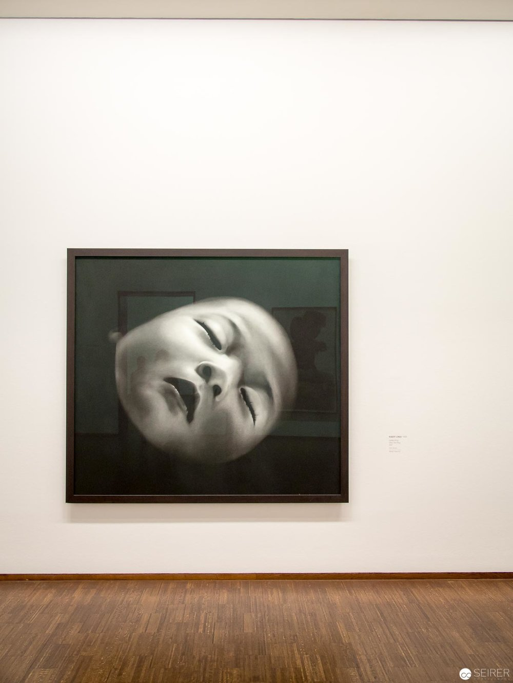 "Robert Longo - ""LOOK! New Acquisitions"" Albertina Wien"