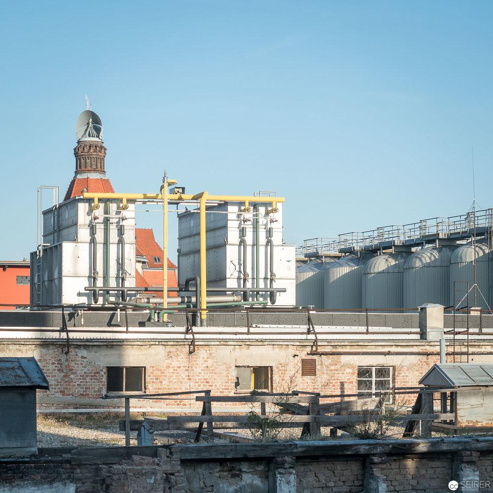 Betriebsgelände Ottakringer Brauerei