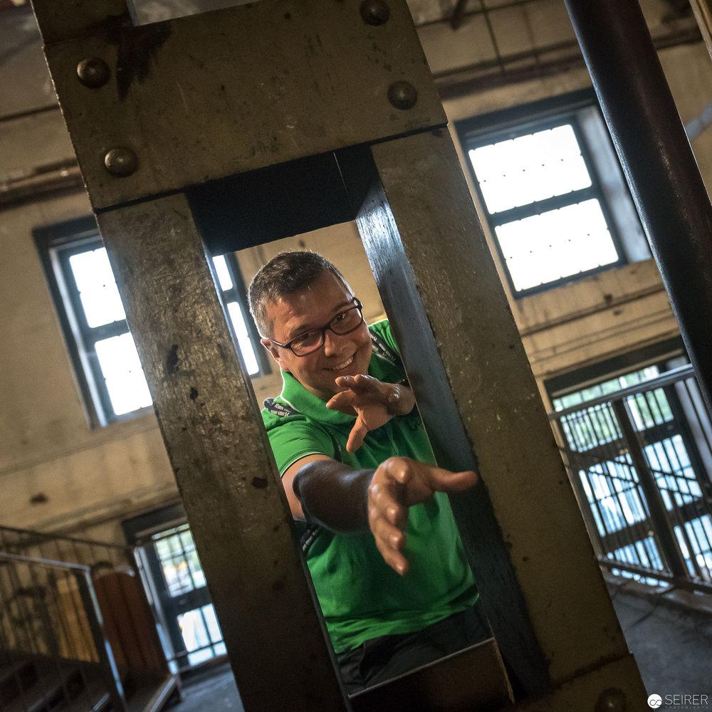 Zombieassault in der Alten Technik in der Ottakringer Brauerei