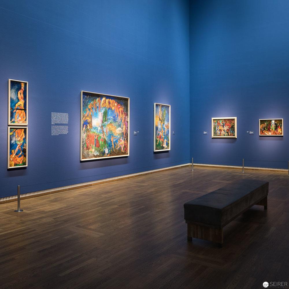 Anton Kolig Ausstellung im Leopold Museum