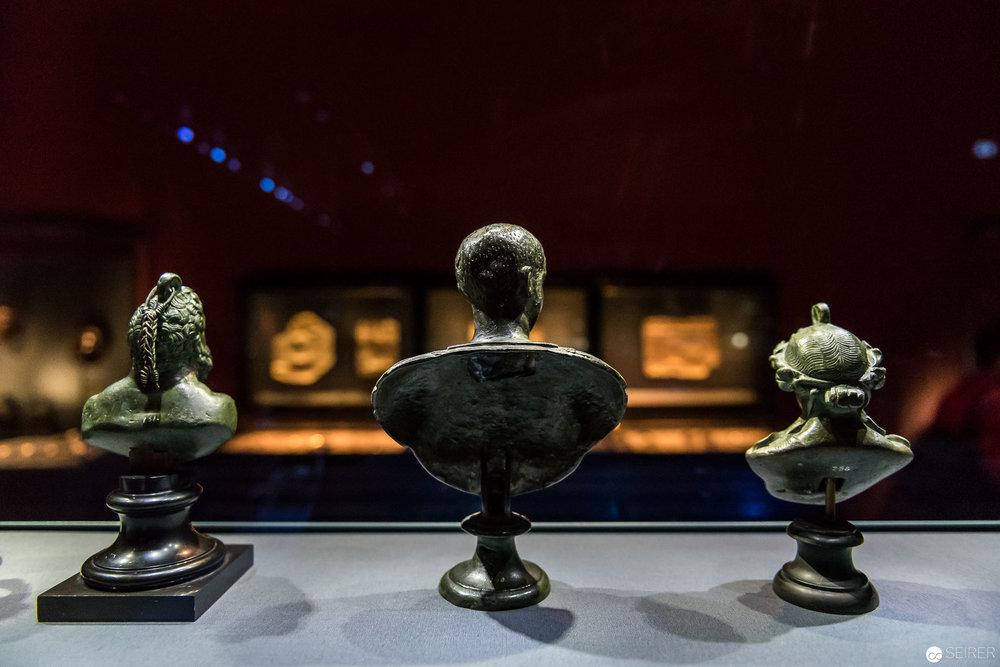 Auch von vorne sehenswert - Kunsthistorisches Museum Wien