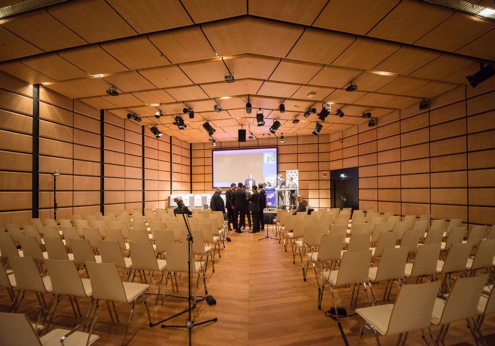 ESICM Lives 2017 Conference im Austria Center