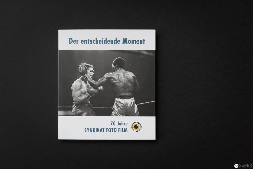 Der entscheidende Moment. 70 Jahre Syndikat Film Foto - Buchreview