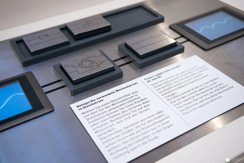 ON/OFF Ausstellung im Technischen Museum Wien