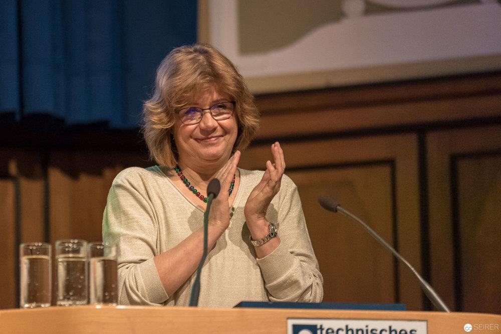 Dr. Gabriele Zuna-Kratky , Generaldirektorin Technisches Museum Wien: Begrüßung