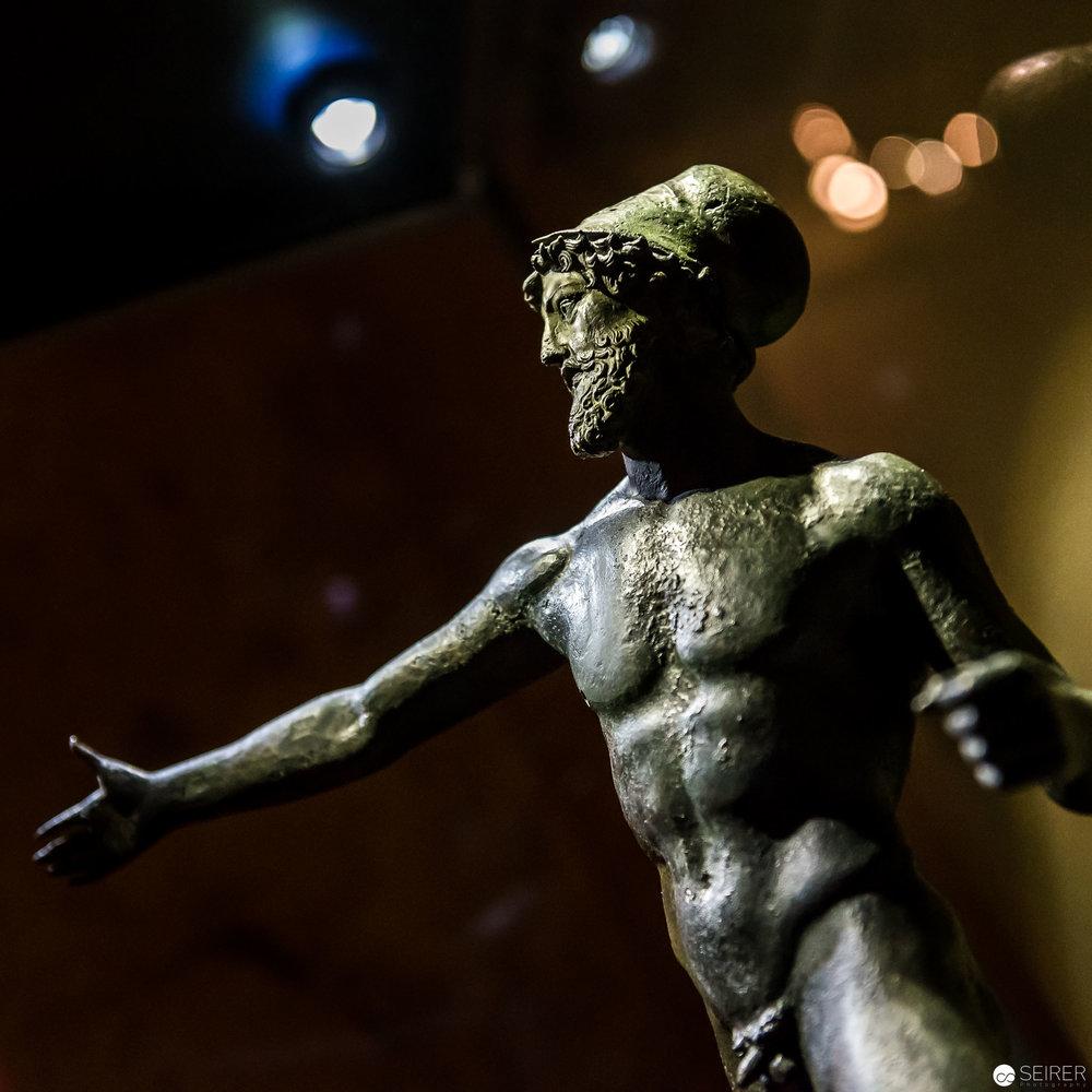 Römischer Heerführer (Menelaos oder Miltiades)