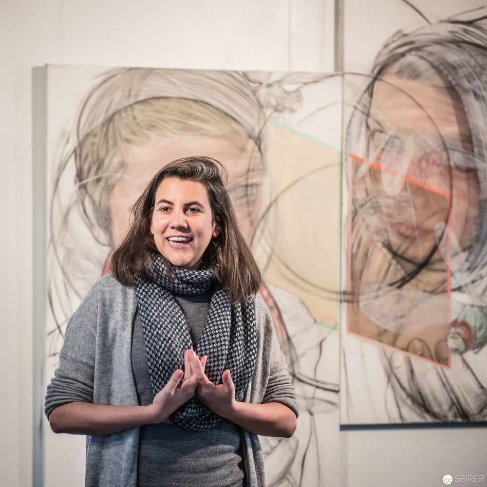 Vanessa Bersis, Kunstforum Strabag