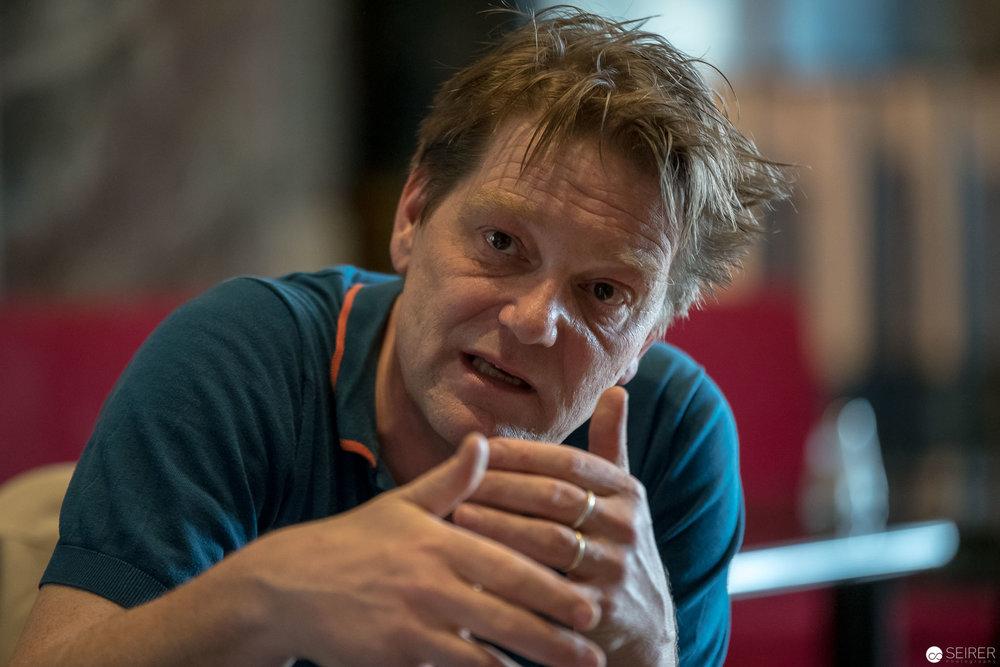 Produzent Peter Wolf erklärt die Grundidee von Ganymed.