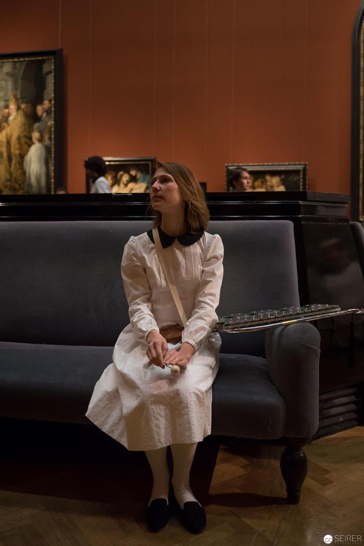 """""""Natürlich Übernatürlich"""" von Johanna Doderer - Darstellerin der Company of Music - Ganymed Nature"""