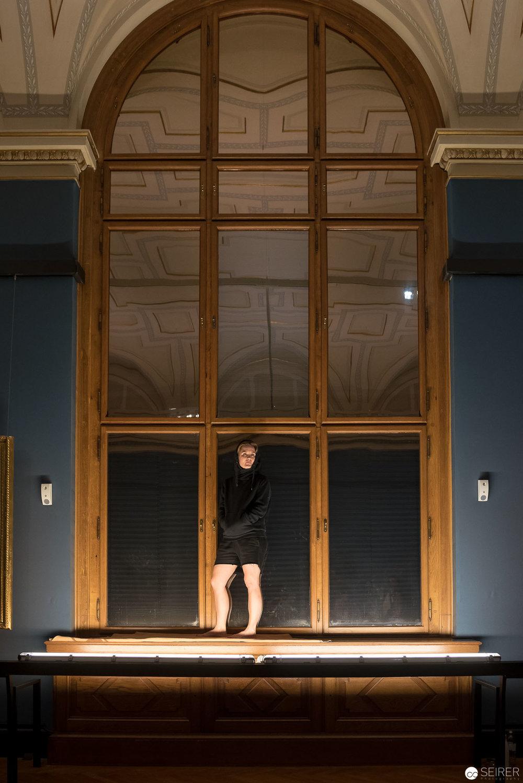 """Pauline Knopf in """"Das Geflüster des Schnees"""" von Ahmet Altan - Ganymed Nature"""