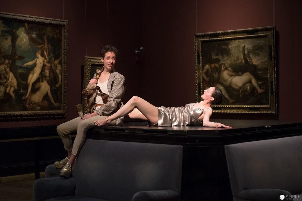 """Petra Gstrein und Albin Paulus in """"Der Flirt"""" - Ganymed Nature"""