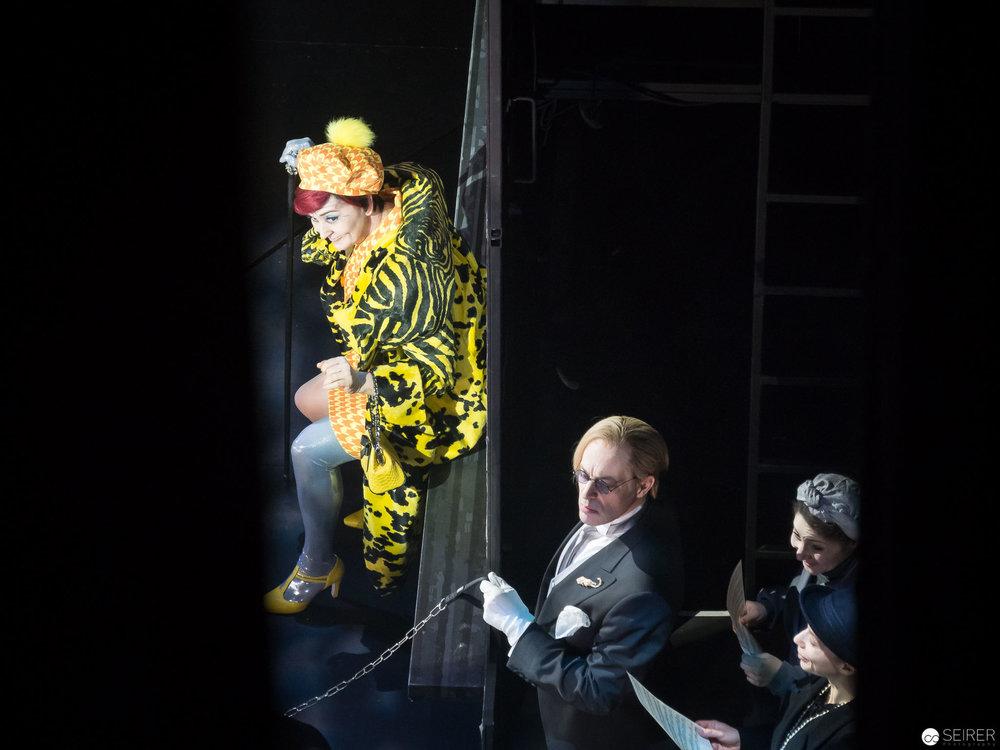 Der Besuch der Alten Dame @ Theater an der Wien