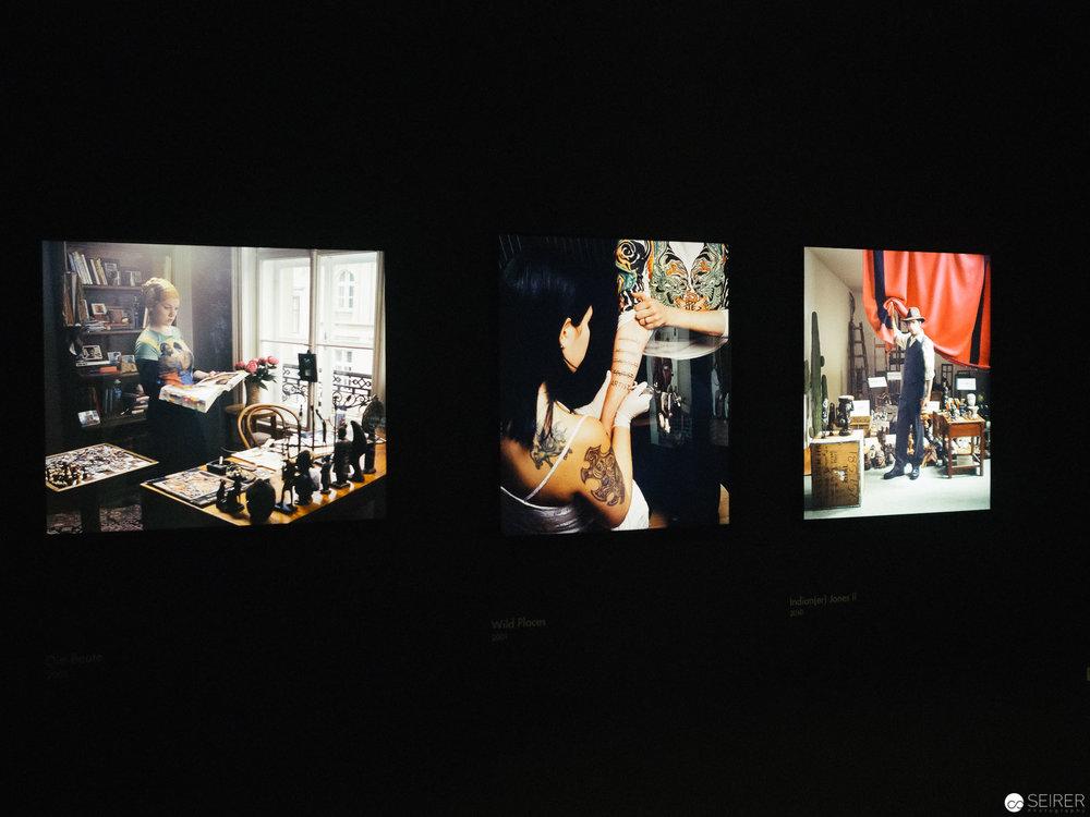"""Lisl Ponger Ausstellung """"The Master Narrative"""" im Weltmuseum"""