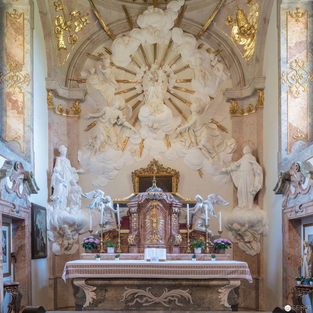 Kapelle in Schloss Eckartsau