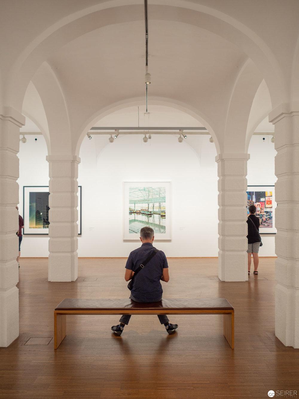 Alfred Seiland Ausstellung in der Albertina Wien, 2018