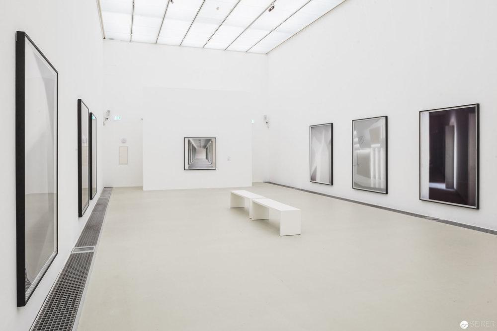 Ausstellung von Eva Schlegel in Krems, 2018