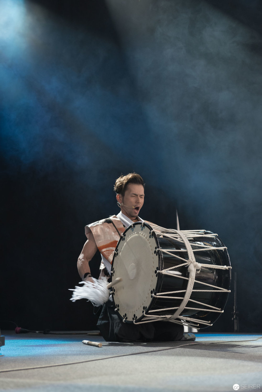 AniNite 2018 - Performance von Takuya Taniguchi