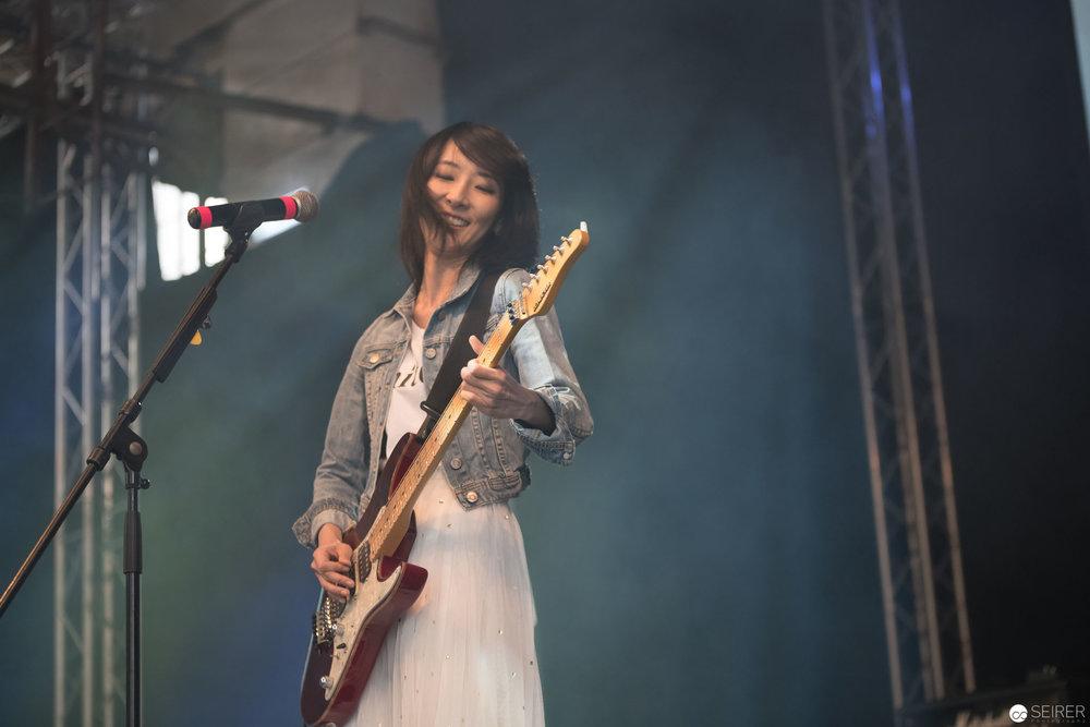 AniNite 2018 - Performance von Haruka