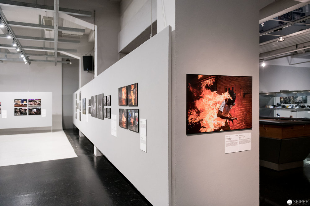 World Press Photo 2018 im Westlicht