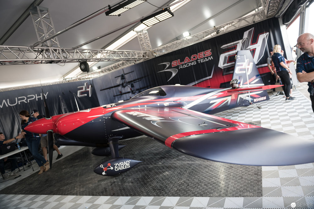 Media Hangar Walk, Red Bull Air Race 2018