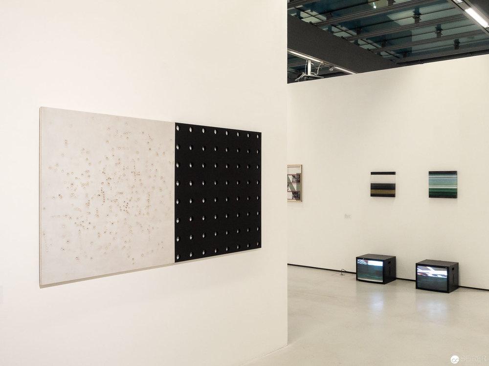 """Ausstellungsansicht """"Die 90er Jahre"""" im Wien Museum MUSA"""