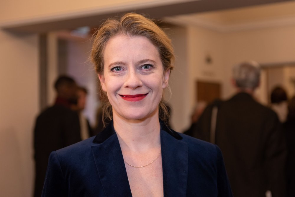 Caroline Peters - Nestroy Gala 2018