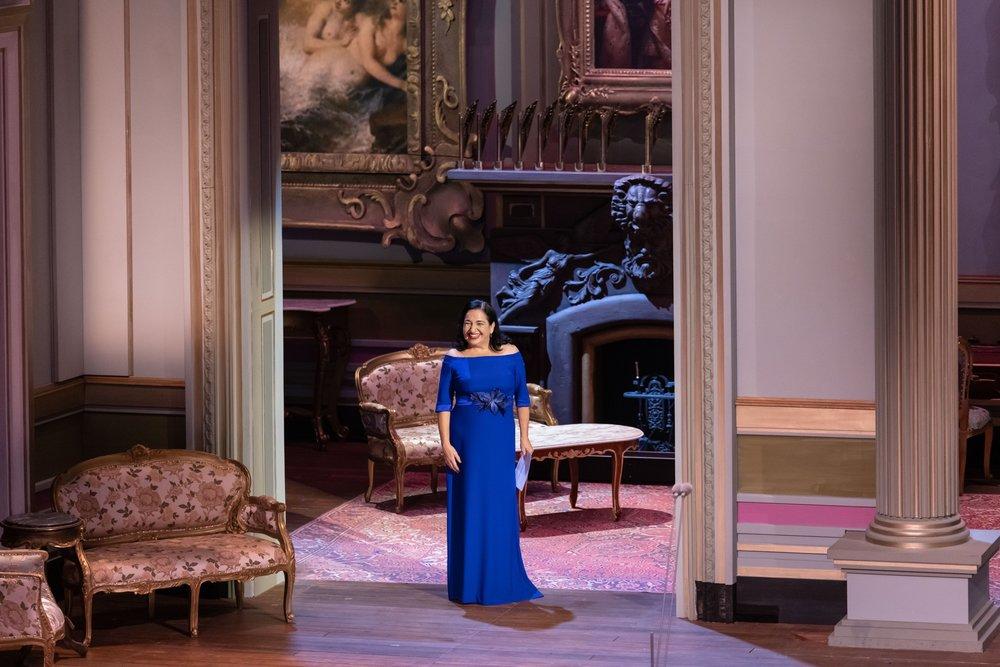 Maria Happel - Nestroy Gala 2018