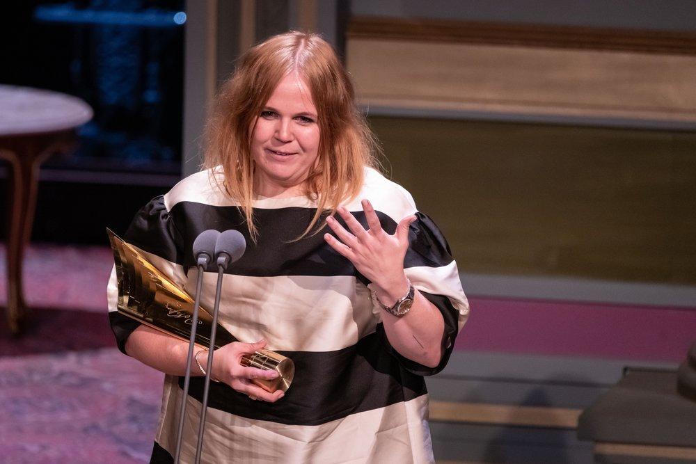 Alice Babidge - Nestroy Gala 2018