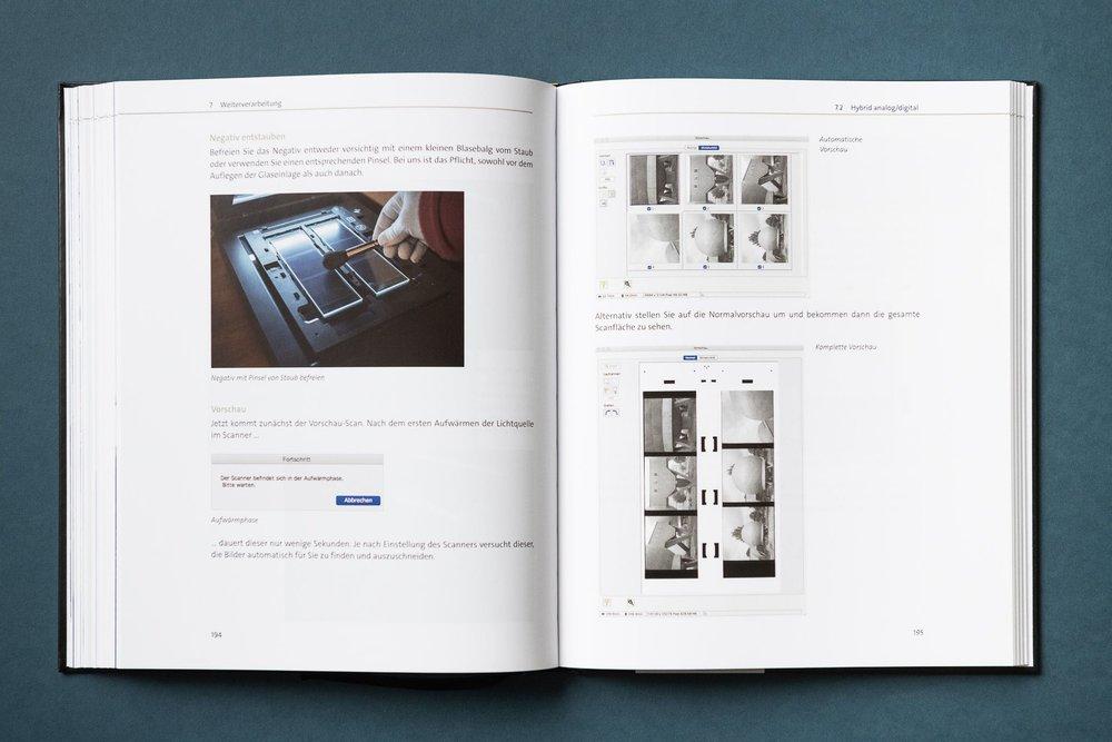 """Genaue Vorgehensweisen mit Fotos zur Illustration - Buchrezension """"Absolut Analog"""""""