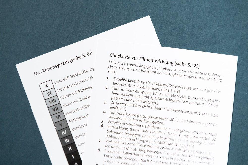 """Hilfreiche Checklisten erleichtern das fehlerfreie Vorgehen - Buchrezension """"Absolut Analog"""""""