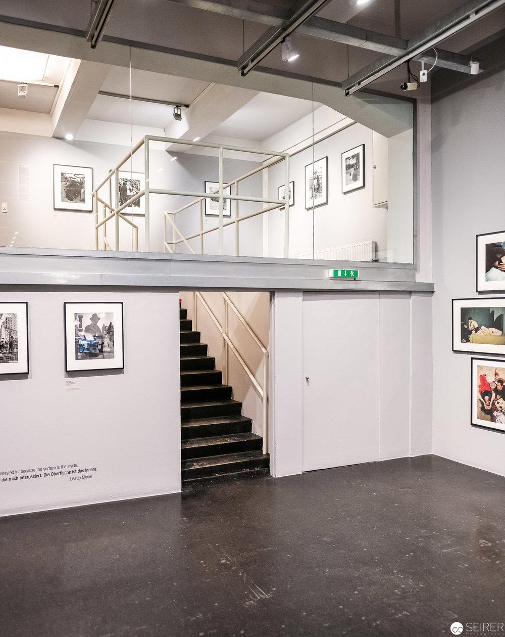 """""""Model Arbus Goldin"""" Ausstellung im Westlicht"""