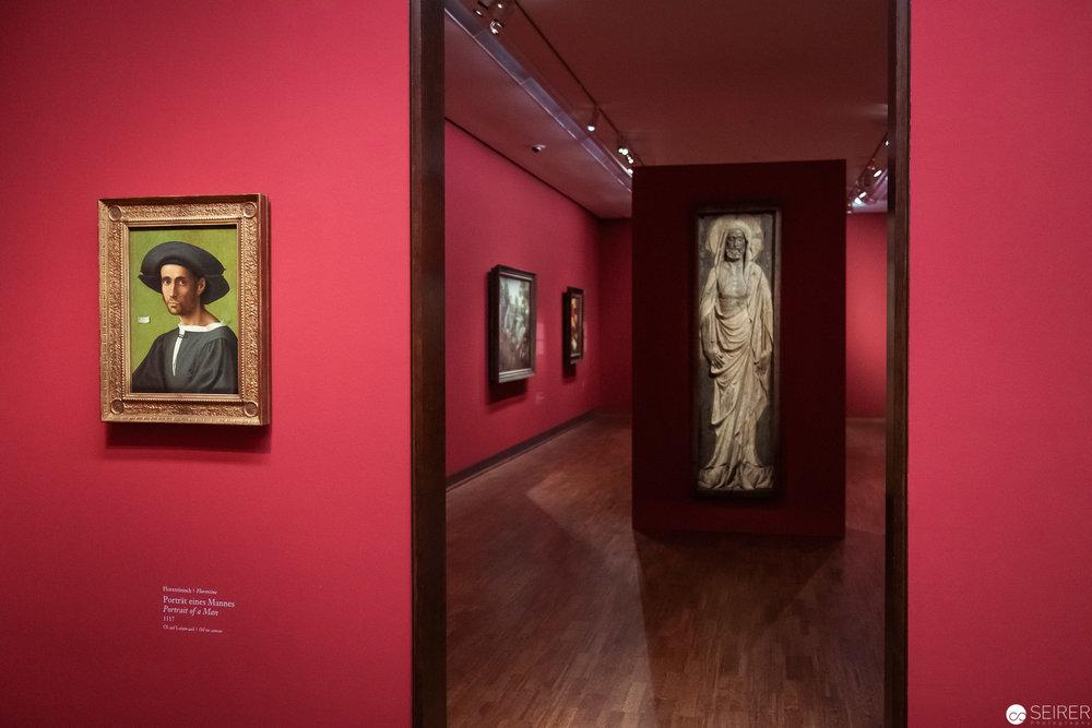 """""""Rubens bis Makart"""" Ausstellung, Albertina Wien"""