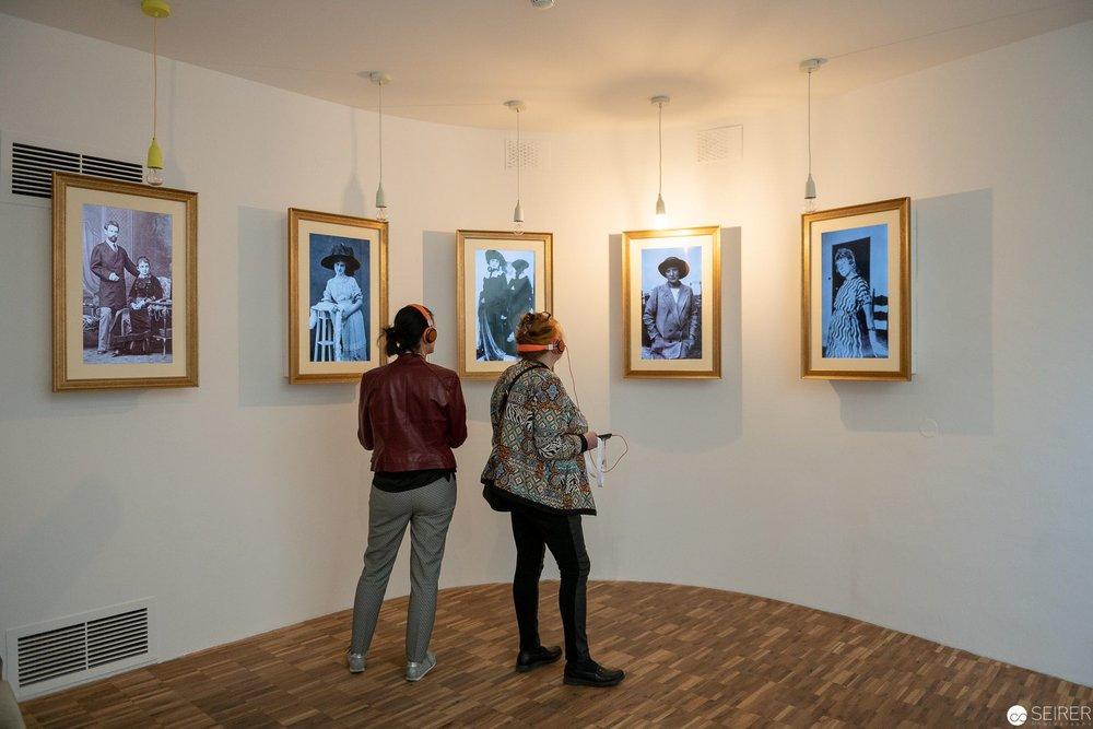 Wichtige Personen im Leben von Egon Schiele