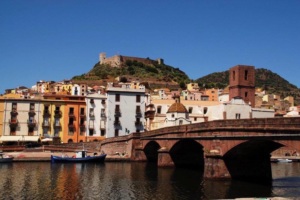 Umbau und Sanierung Ferienhaus Via Sant'Ignazio in Sardinien -