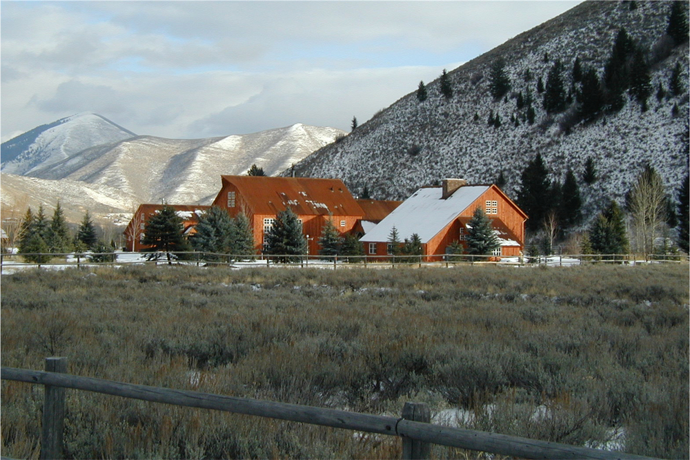 sun valley home - damian farrell, architect