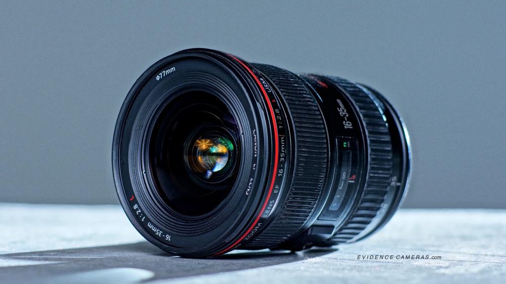 CANON 16-35mm LENS f2.8L