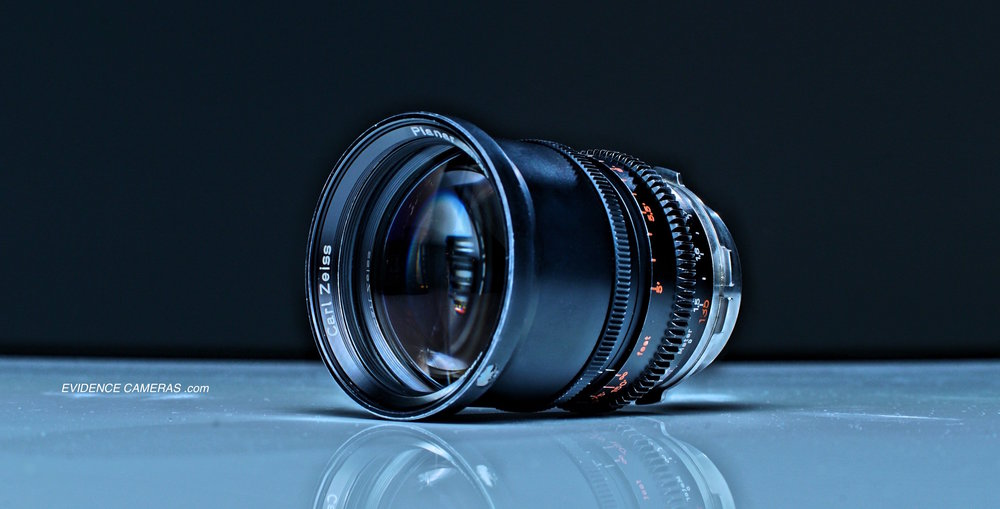 ZEISS 135mm Full Frame PL T2.1