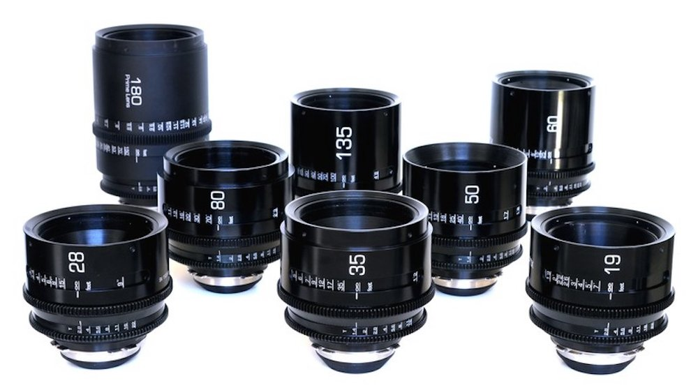 GL Optics Leica-R PL Mount   Full-Frame Lense Set