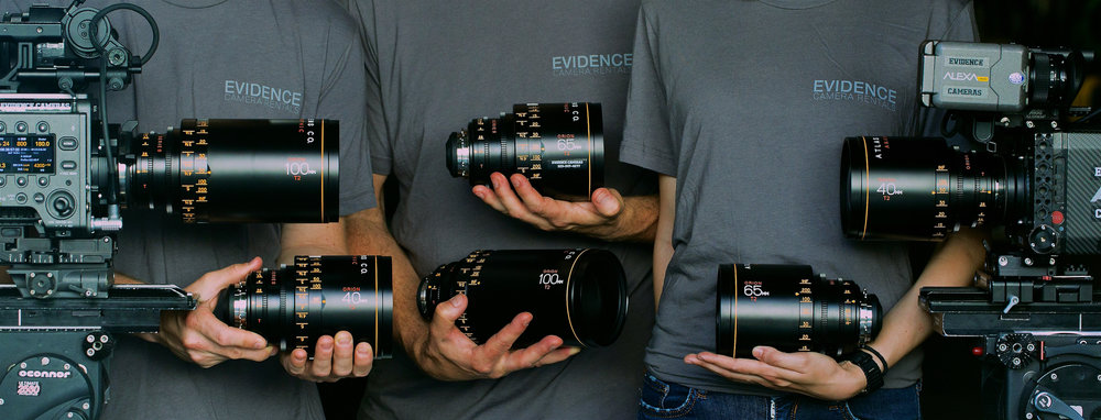 ATLAS 2X ANAMORPHIC T2.0 SET   40mm, 65mm, 100mm