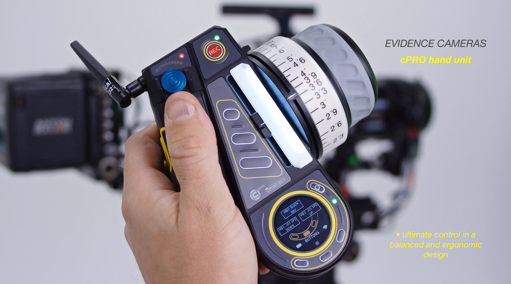 cPRO Lense Control System w/ built-in Wireless Motor/Reciever