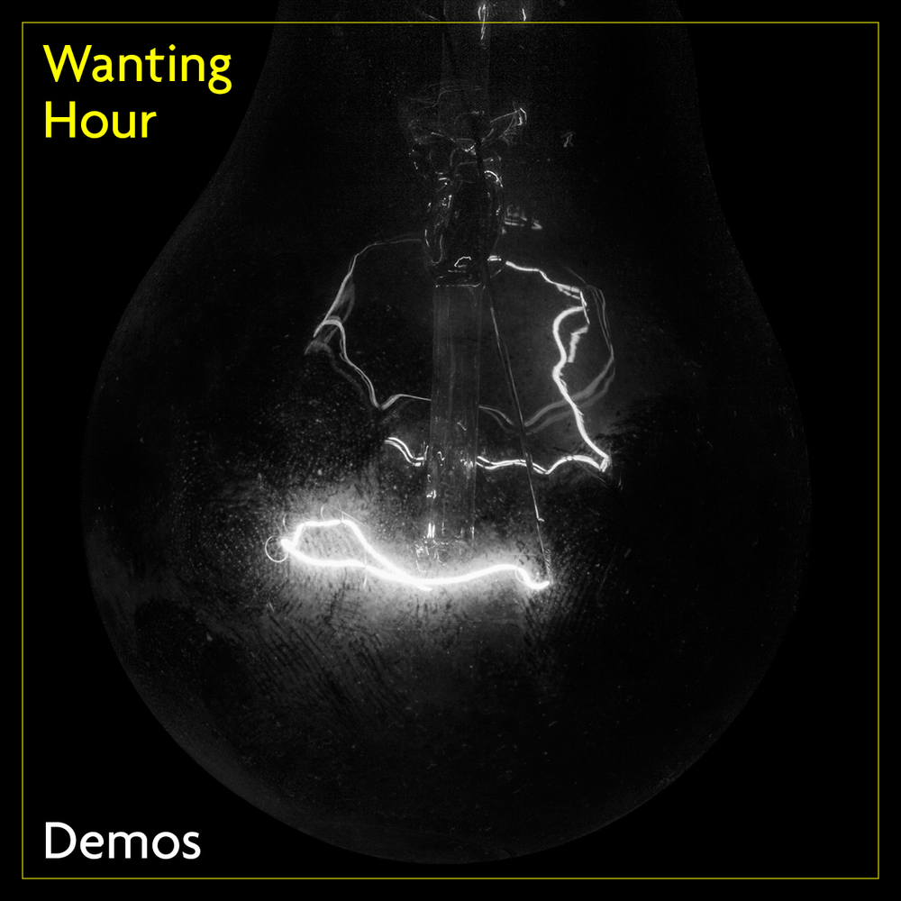 Wanting Hour cover art by Pierre Le Hors