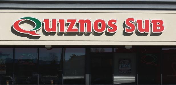 Store Front of Quizno's sub |Entrepeneur.com