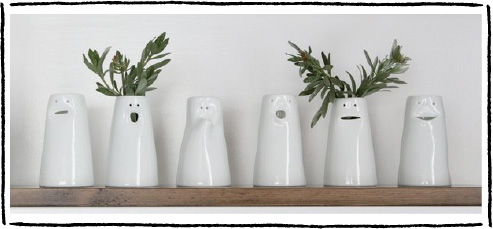 'Emotion Vases' available from MintSix.