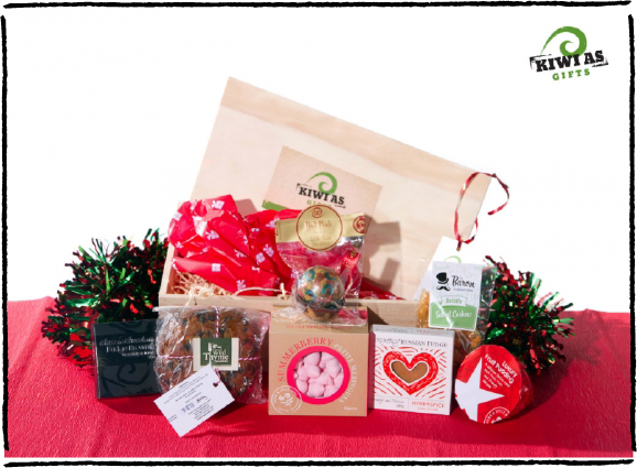 Check out the new range of Christmas gift boxes