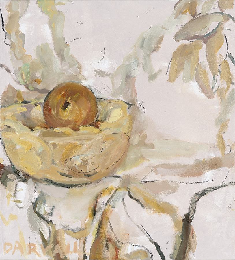 Golden Still Life