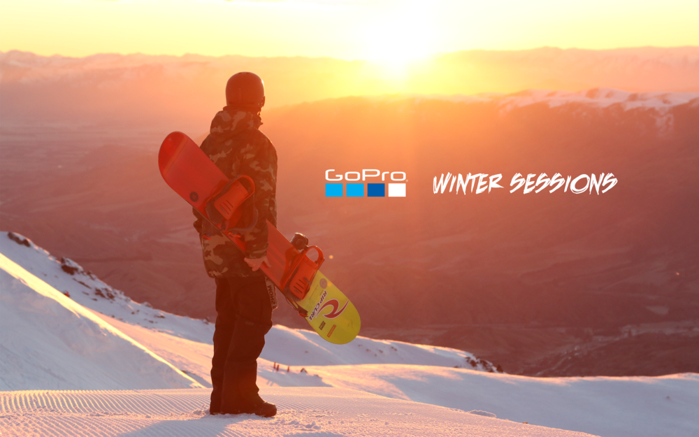 Through the Lens: GoPro Winter Sessions