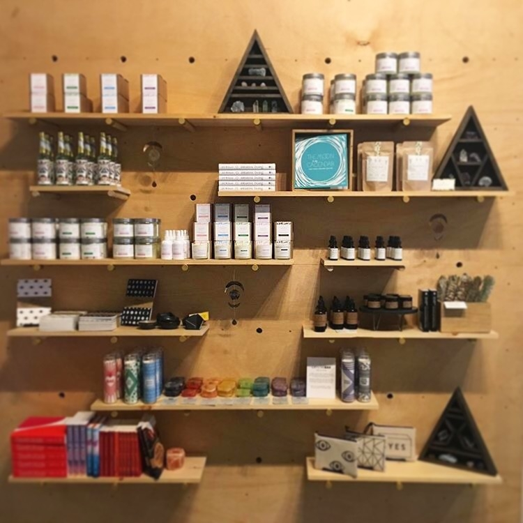 modern mystic shop, atlanta georgia